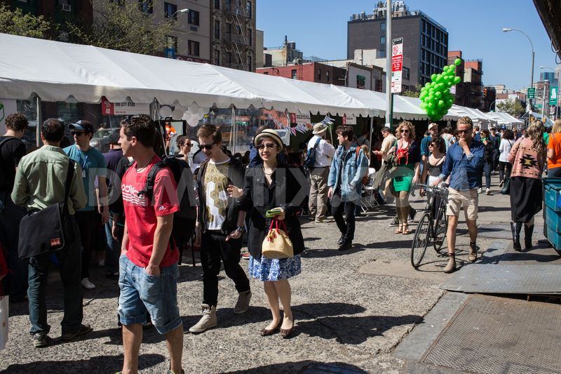 The Great Canadian Cheese Festival as a street festival in Vancouver?