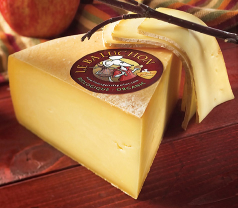 Baluchon: Canadian Cheese of the Year.