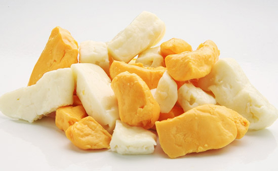 Is there anything better than fresh cheese curds?