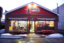 Burger Revolution at 300 North Front Street, Belleville.