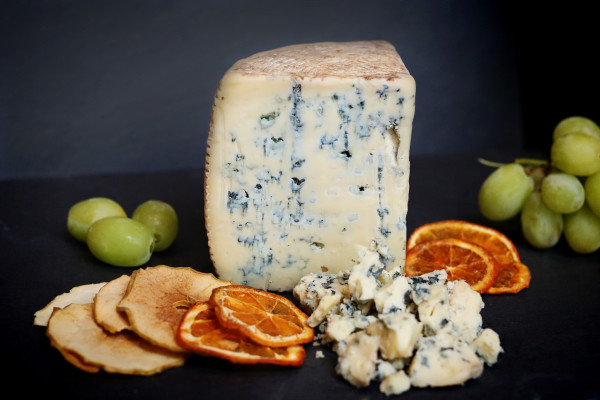 Best of Show: Celtic Blue Reserve by Glengarry Fine Cheese.